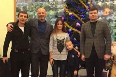 Свято Миколая, грудень 2016 р.